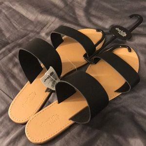 ba8127d6e719 Women s Charlotte Russe Flat Sandals on Poshmark